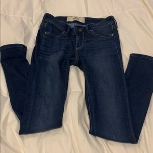 Hollister Super Stretch Skinny Jeans